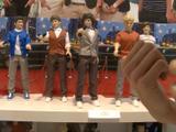 Toy Fair 2013: Luke and Wyatt meet One Direction!