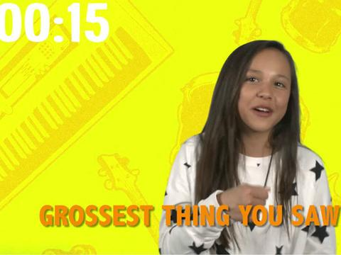 Speed Round with Breanna Yde