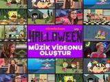 Halloween Müzik Videonu Oluştur