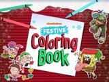 Nickelodeon Noel Boyama Kitabı