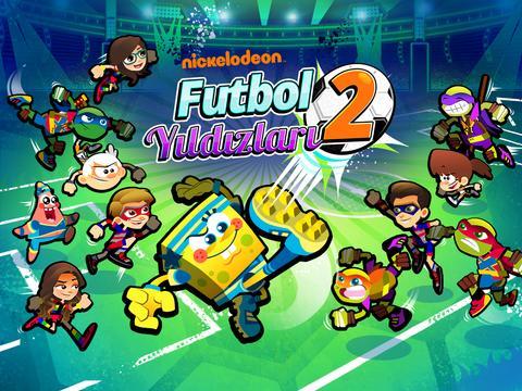 Nickelodeon: Futbol Yıldızları 2