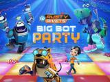 Rusty Rivets: Büyük Robot Partisi