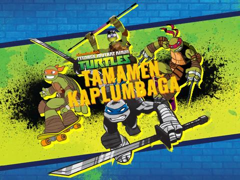 Ninja Kaplumbağalar: Tamamen Kaplumbağa