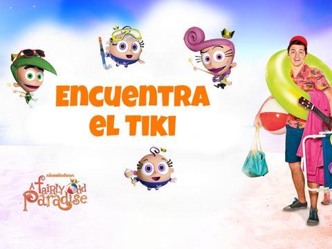 Encuentra el Tiki