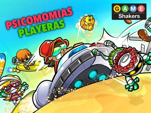 Psicomomias Playeras