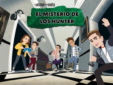 El misterio de los Hunter