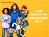 ¿Qué guerrera de Nickelodeon eres?