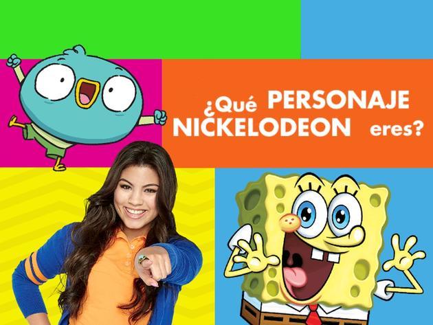 ¿Qué Personaje Nickelodeon eres?