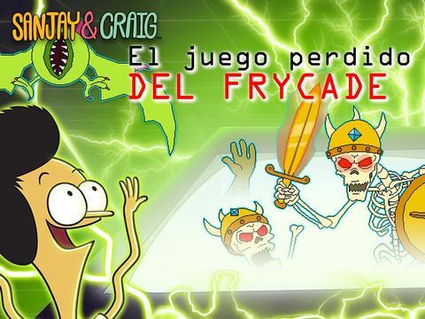 El juego perdido del Frycade