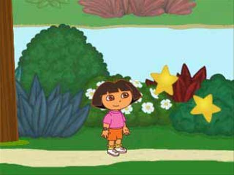 ¡Dora salva a mapa!