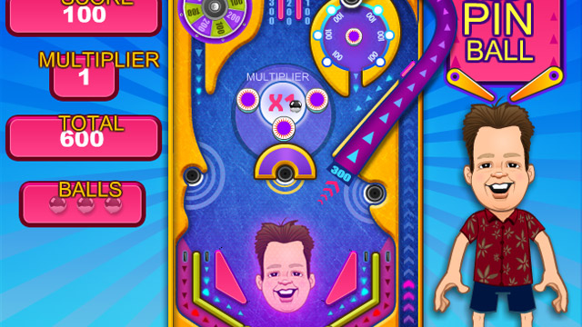 El Pinball De Gibby Juegos Nickelodeon Juegos Nick