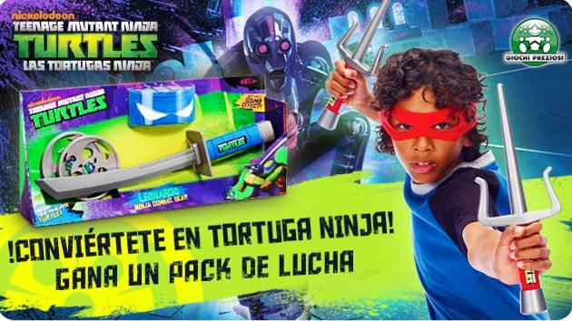 """CONCURSO ESPECIAL TORTUGAS NINJA """"TCRI"""": LOS GANADORES"""