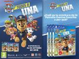 ¡Consigue un videojuego Paw Patrol: Todos A Una!
