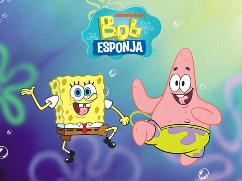 Entra y diviértete con Bob Esponja