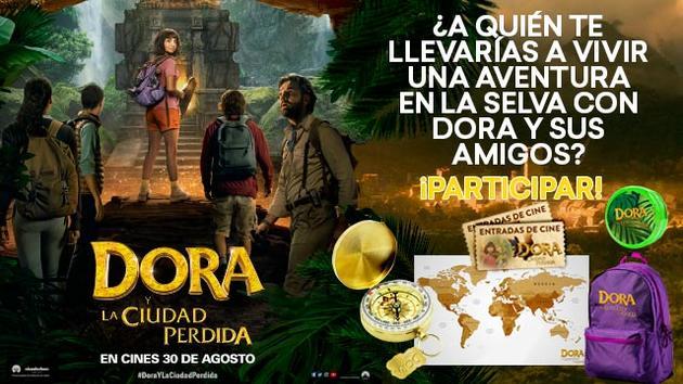 ¡Participa en el concurso de DORA!