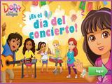 Dora y sus amigos: ¡Día de concierto!