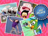 """Nickelodeon: """"Los selfie awards"""""""