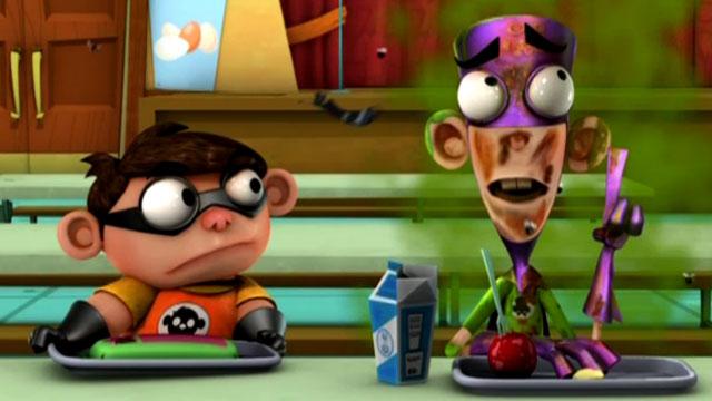 Fanboy Y Chum Chum Episodios Series Fanboy Y Chum Chum Online Episodios Completos Vídeos Nickelodeon