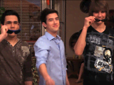 Fiesta de fin de curso- Big Time Rush