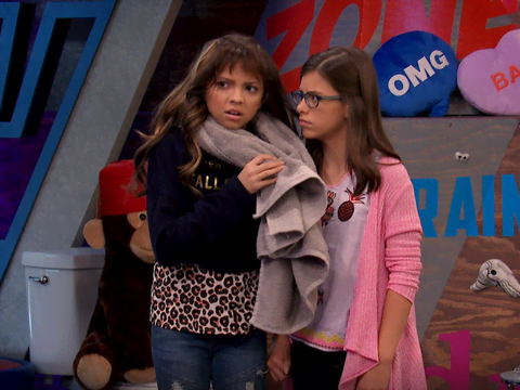 El brazo de Doble G - Game Shakers