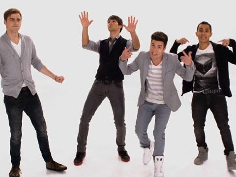 "Big Time Rush: ""Time of Our Life"""