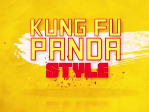 Únete al Kung Fu Panda Style con los nuevos episodios!!