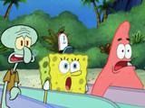 La Gran Ola - Episodio Completo - Bob Esponja