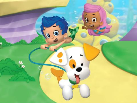 Bubble Puppy: Juega y Aprende
