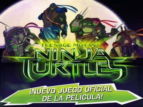 Ninja Turtles ¡El juego oficial de la película!