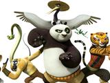 Episodios de kung Fu Panda