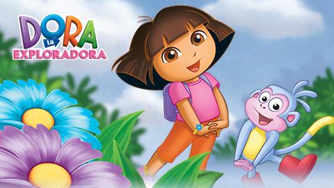 Dora La Exploradora Fotos Series Cosas Divertidas Nickelodeon España