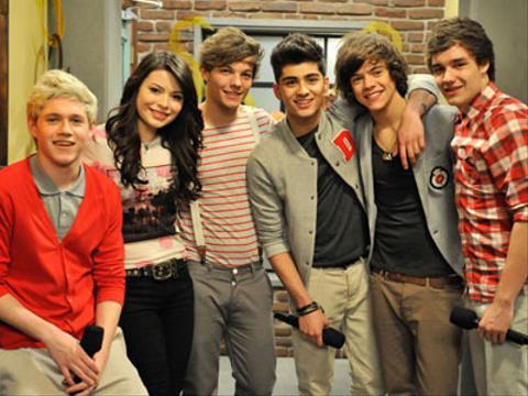 iCarly: La visita de One Direction