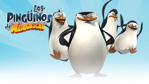 Los Pingüinos De Madagascar Episodios Series Los Pingüinos De Madagascar Online Episodios Completos Videos Nickelodeon