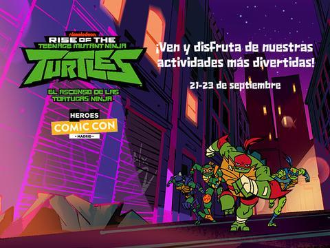 ¡Te invitamos al Heroes Comic Con!
