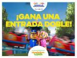 ¡Gana entradas para Nickelodeon Land de Parque de Atracciones!