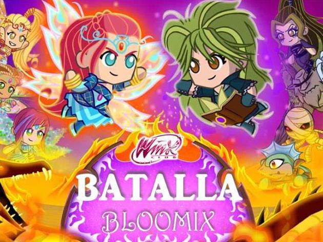 Winx: La batalla Bloomix