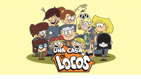 Una Casa De Locos Episodes Series Una Casa De Locos Online