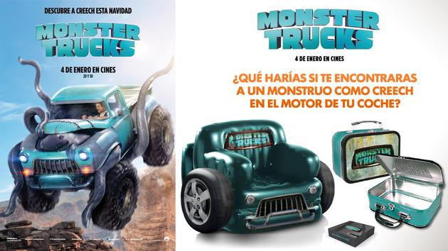 Concurso Monster Trucks
