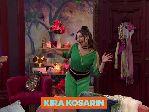 ¡Kira Kosarin y Jack Griffo en Knight Squad: Academia de Caballería!