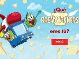 Test: ¿Qué personaje de Breadwinners eres?