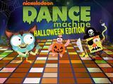 NICKELODEON : Dance Machine Halloween