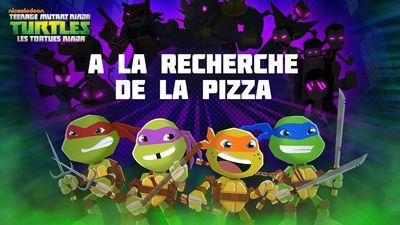 Jeu tortues ninja a la recherche de la pizza - Tortues ninja pizza ...