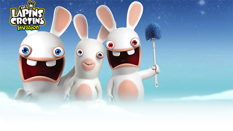 Vid os d 39 pisodes les lapins cr tins invasion regarde les lapins cr tins invasion en ligne - Lapin cretin image ...