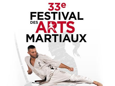 33ème Festival des Arts Martiaux