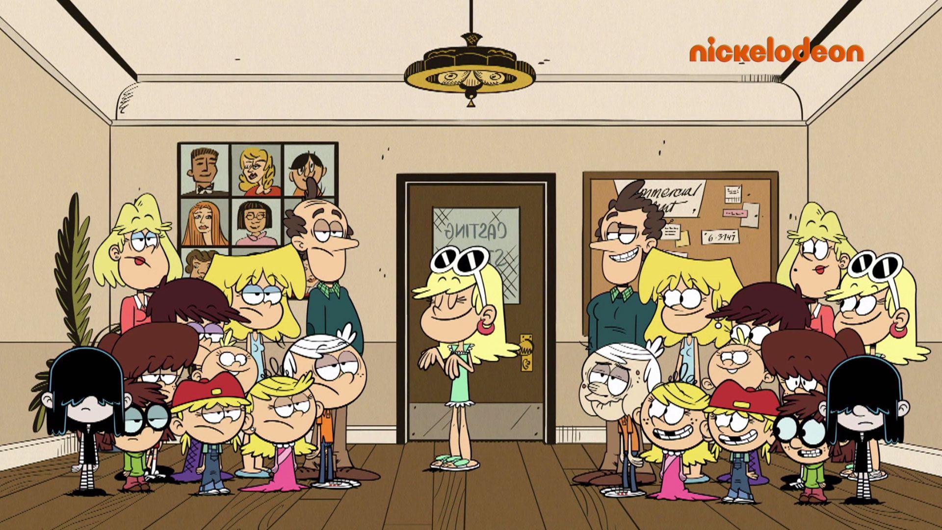 Allo Maman Bobo Video Bienvenue Chez Les Loud Nickelodeon