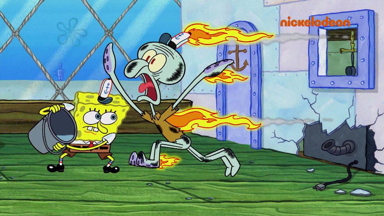 Carlo Est Chaud Vidéo Bob L éponge Nickelodeon Nickelodeon