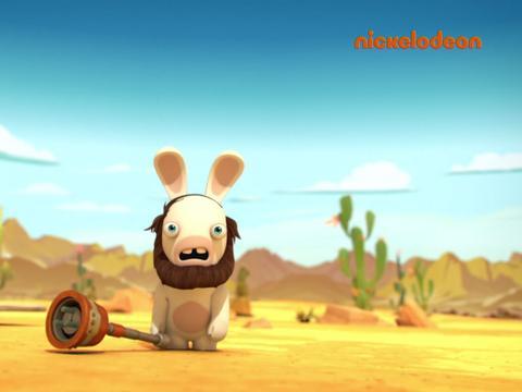 Un lapin chez les crétins | Episode entier