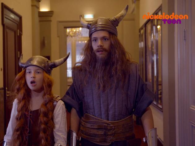Les vikings Hunter