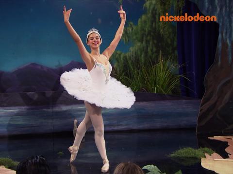 Phoebe la ballerine