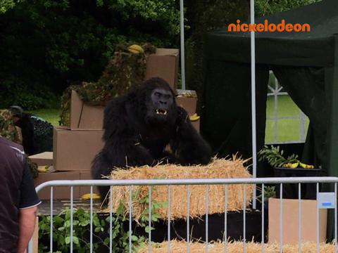 Le Gorille Imitateur